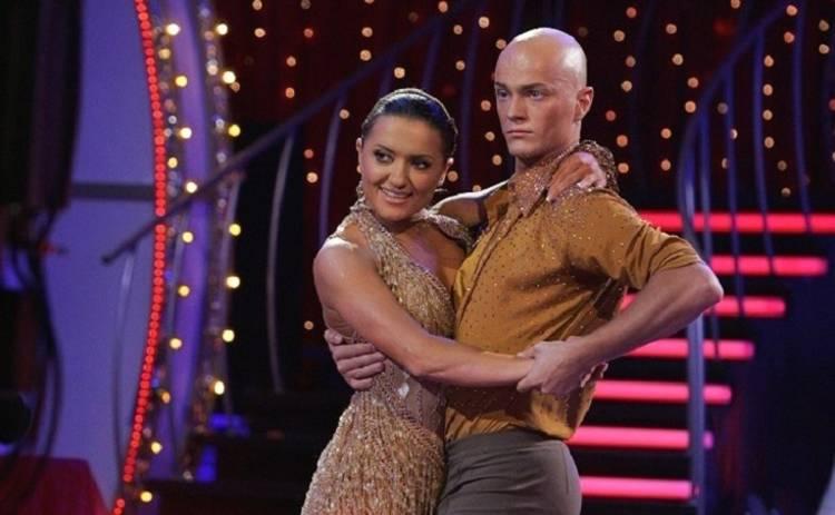 Влад Яма і Наталя Могилевська на Танцях з зірками