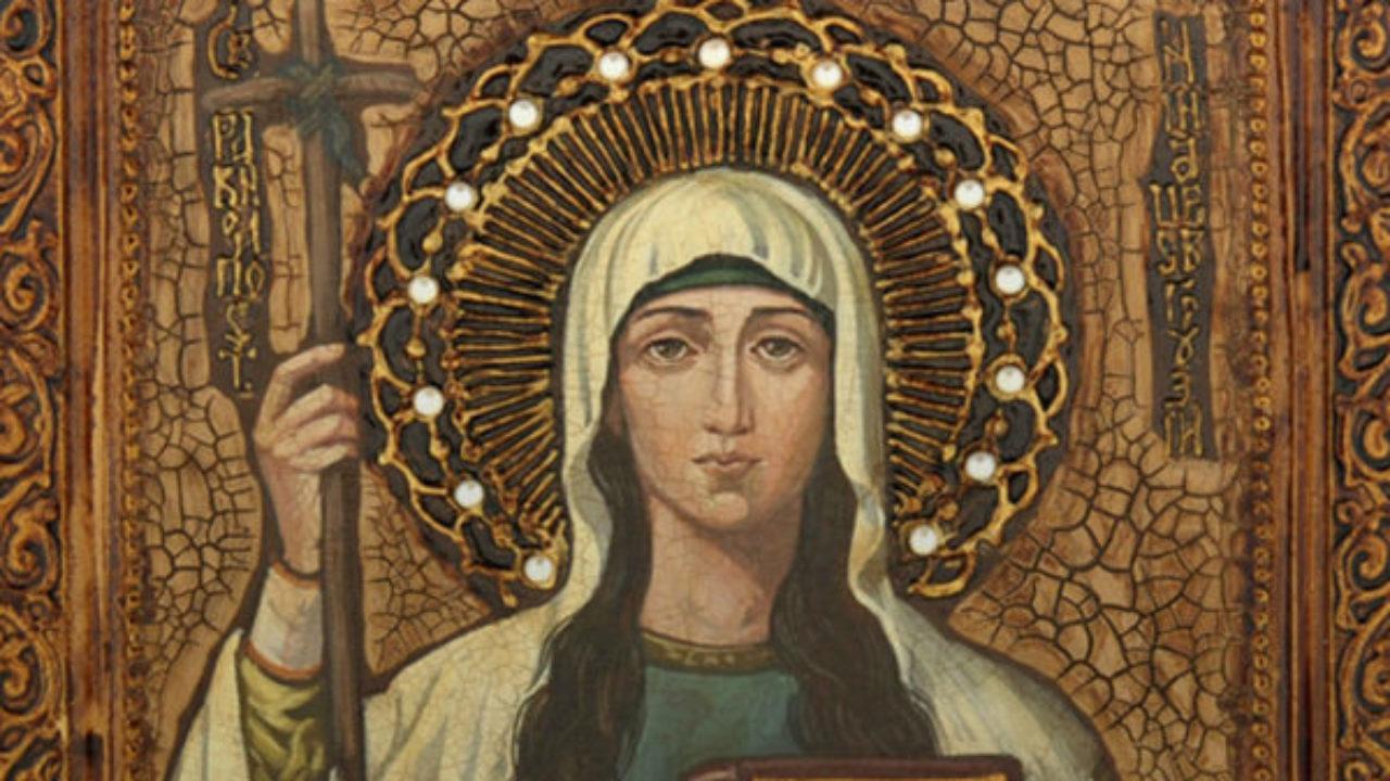 27 січня вшановують святу Ніну