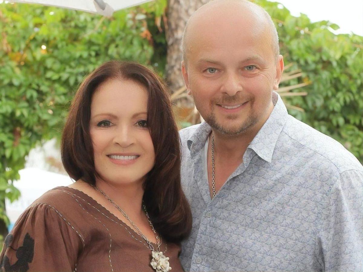 Софія Ротару разом із сином