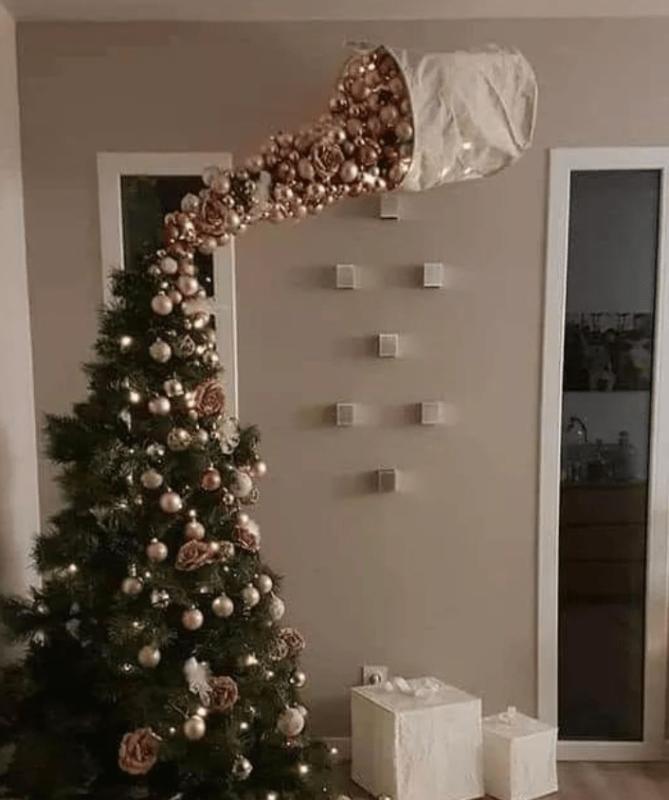 Магічна новорічна ялинка