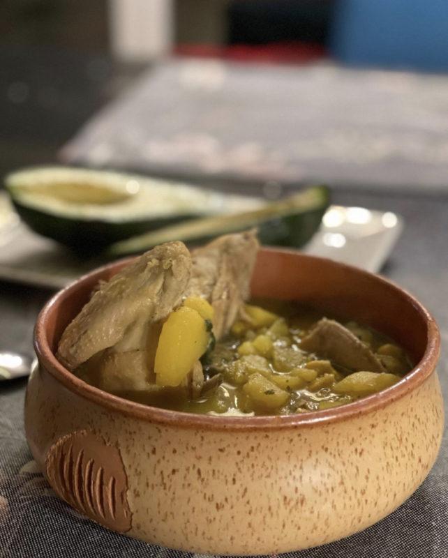 Суп Ахіако