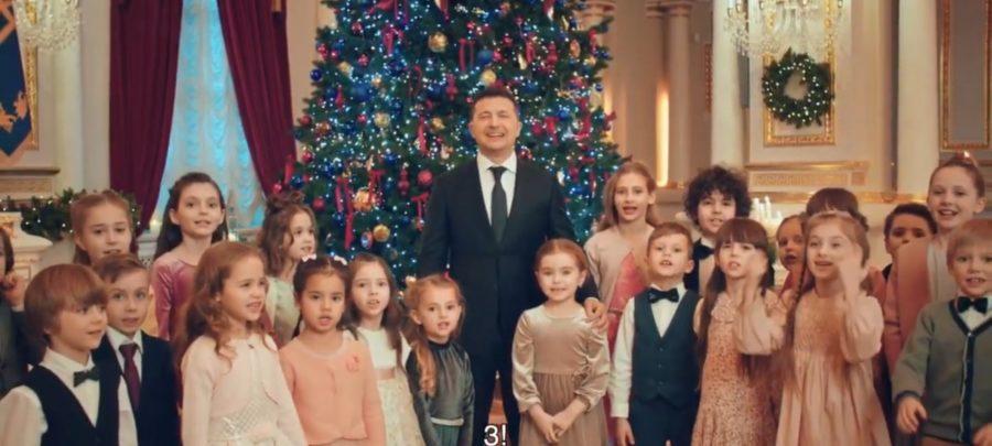 Президент України та малеча