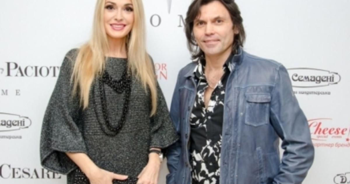 Ольга Сумська та її чоловік Борисюк