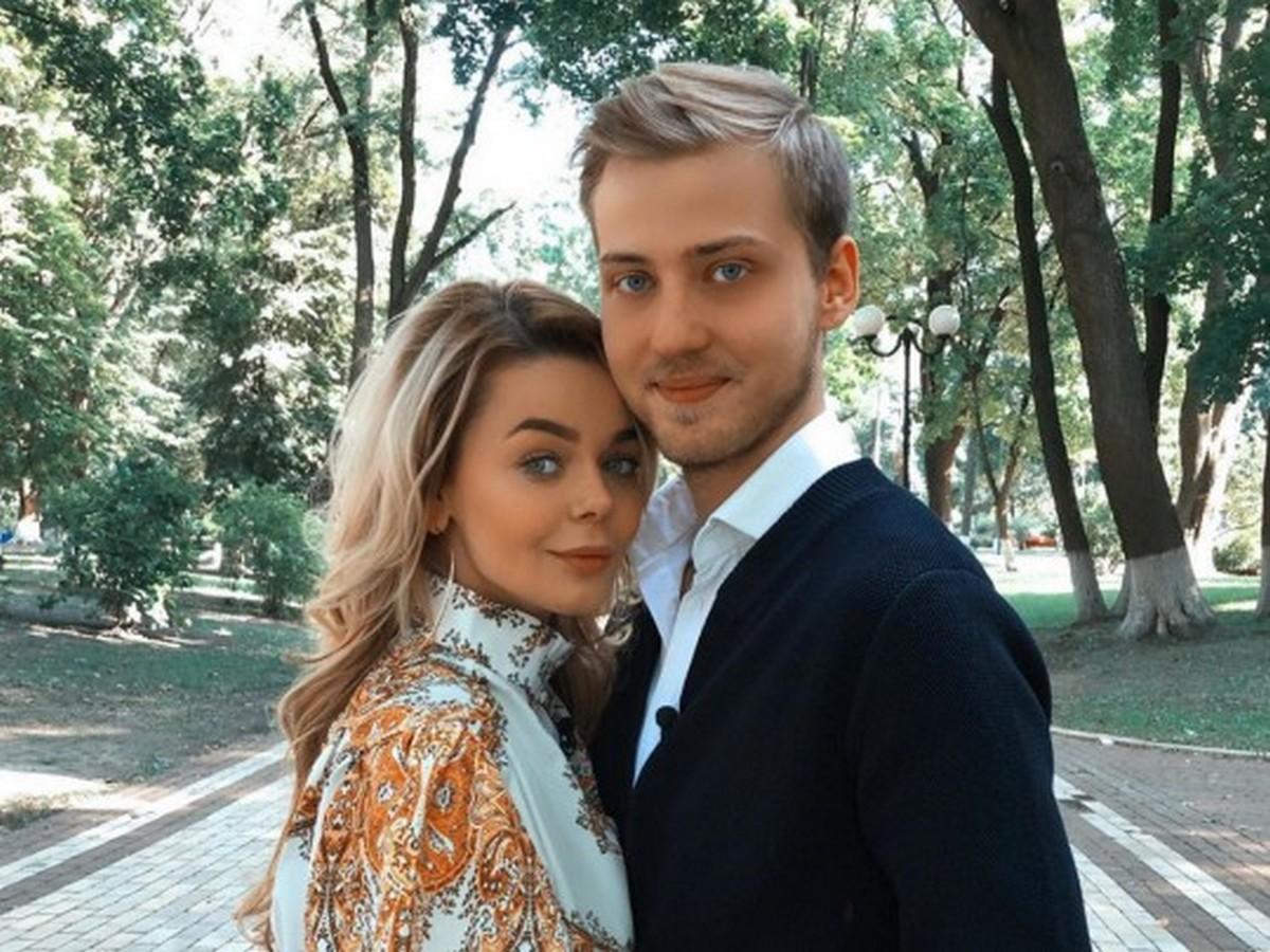 Аліна Гросу і її екс-чоловік Олександр Комков