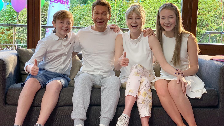 Щаслива родина