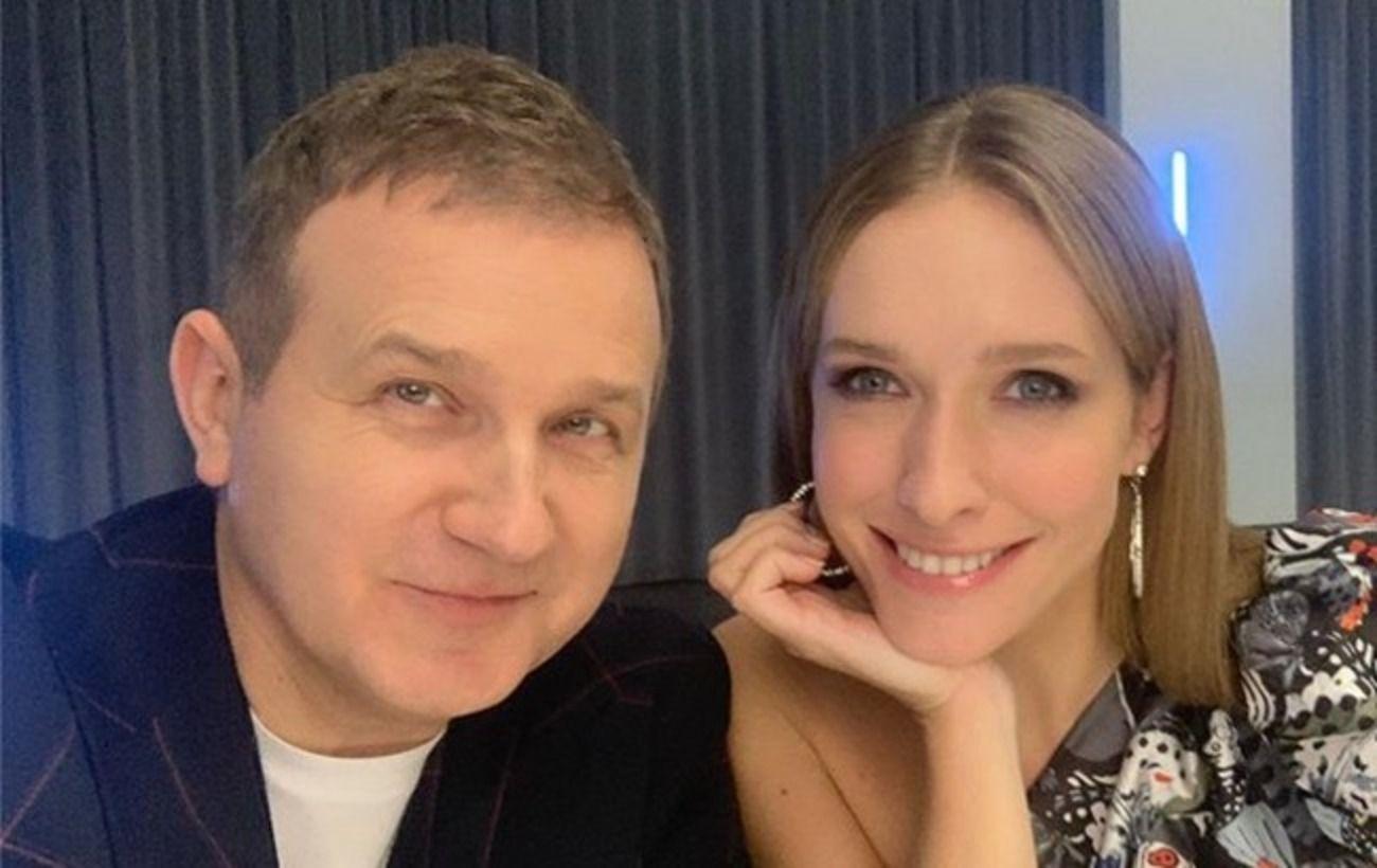 Юрій Горбунов і Катерина Осадча