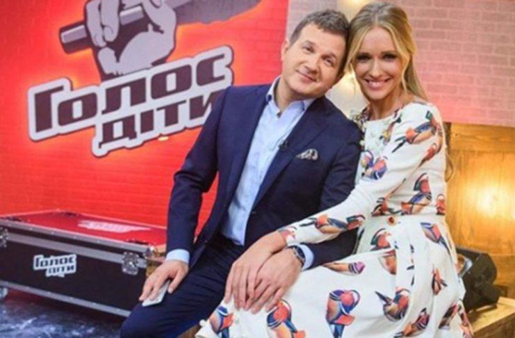 Осадча та Юрій Горбунов публічно продемонстрували почуття на шоу