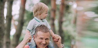 Юрій Горбунов разом з сином Іваном