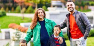 ружина Григорія Решетника показала, як виглядає через місяць після народження третьої дитини