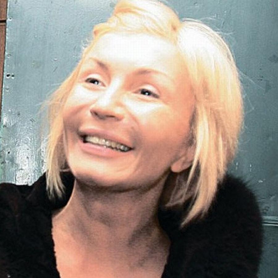 Ірина Білик без макіяжу
