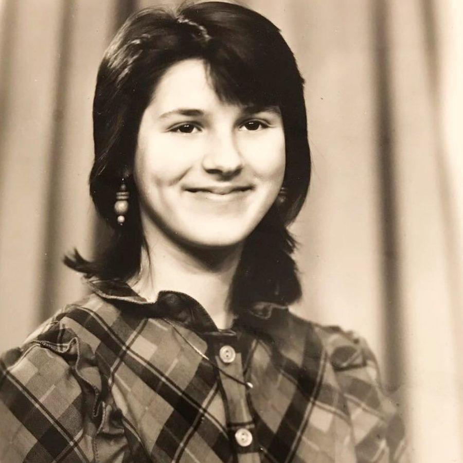 Маша Єфросиніна в школі