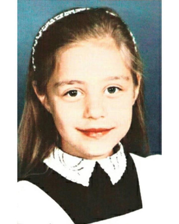Тіна Кароль у школі