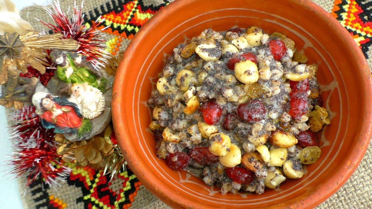 Кутя - головна страва на столі