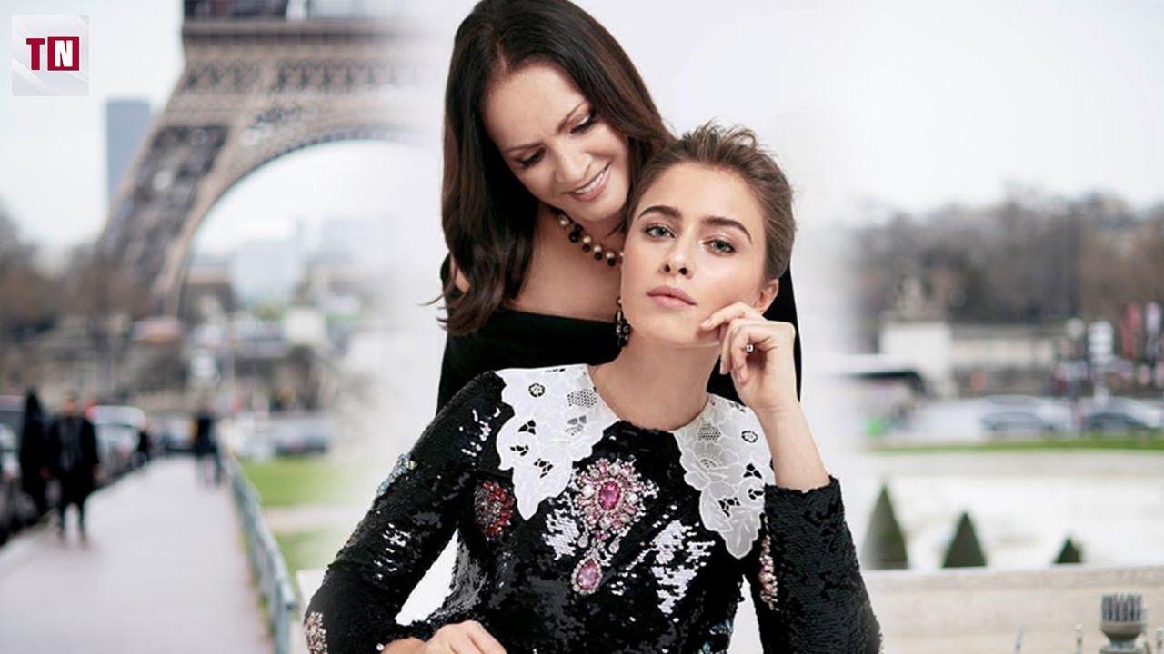 Софія Ротару з онучкою Софією Євдокименко