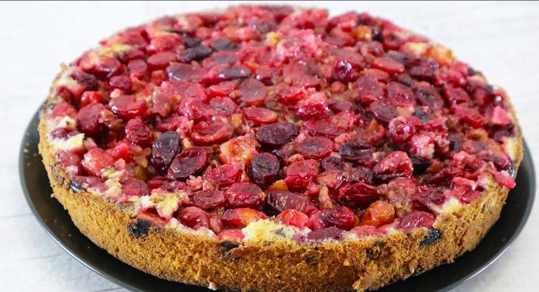 Бостонський журавлиний пиріг