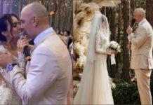 Весілля Насті Каменських та Потапа