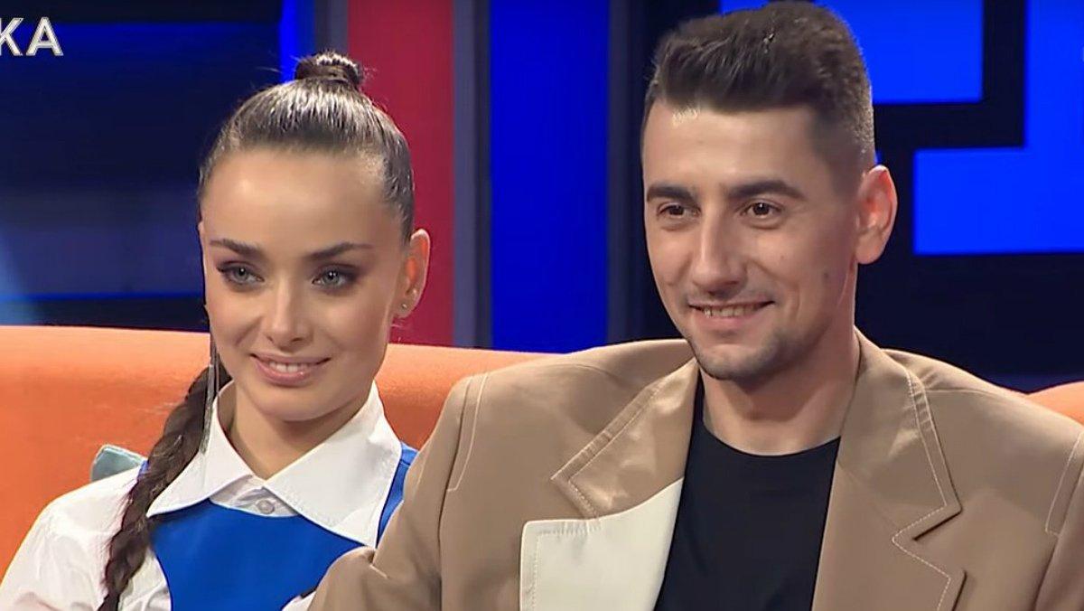 """Ксенія Мішина з переможцем шоу """"Холостячка"""" Олександром Еллертом"""