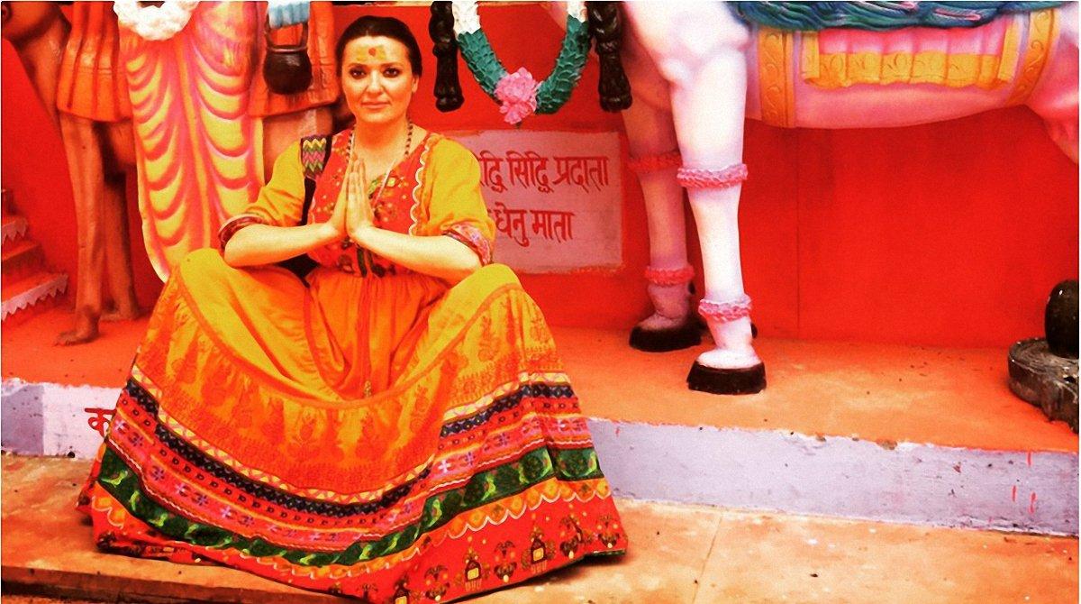Наталія Могилевська шукала спокій та себе у Індії