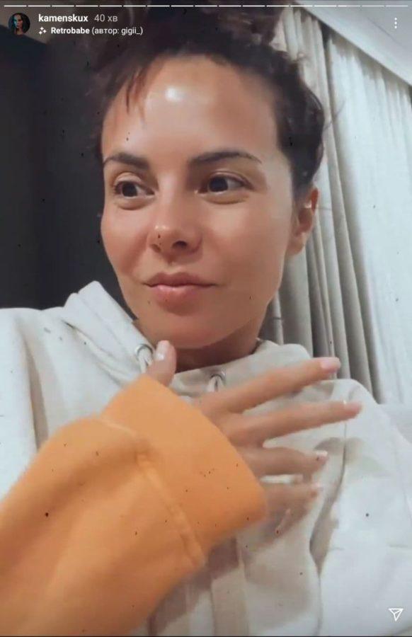 Настя Каменських поділилася, чого їй не вистачає в Україні