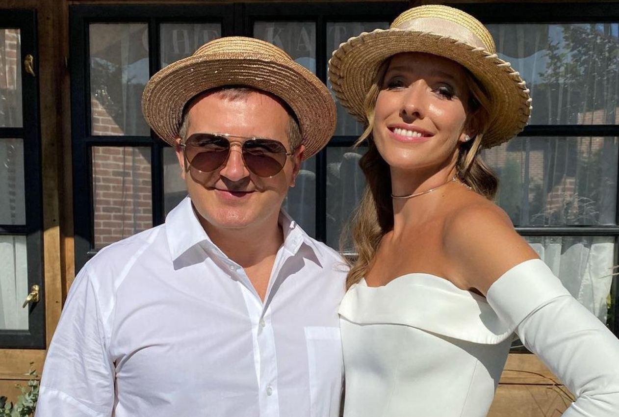 Катерина Осадча і Юрій Горбунов