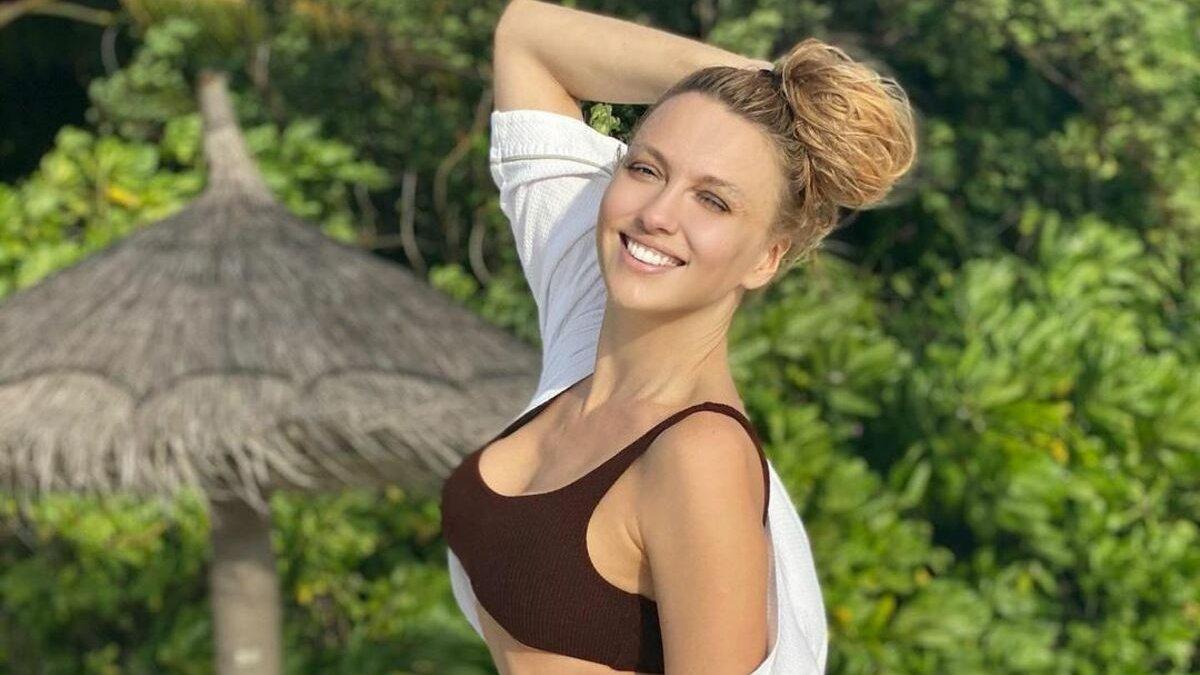 Оля Полякова насолоджувалася сімейним відпочинком на Мальдівах