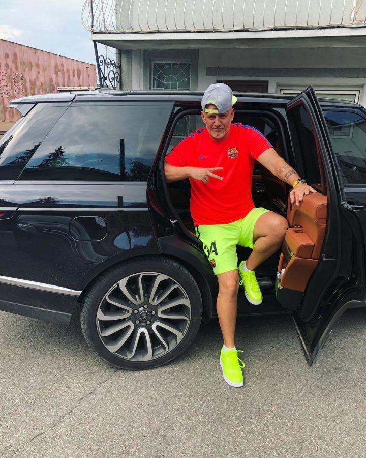 Range Rover Потапа