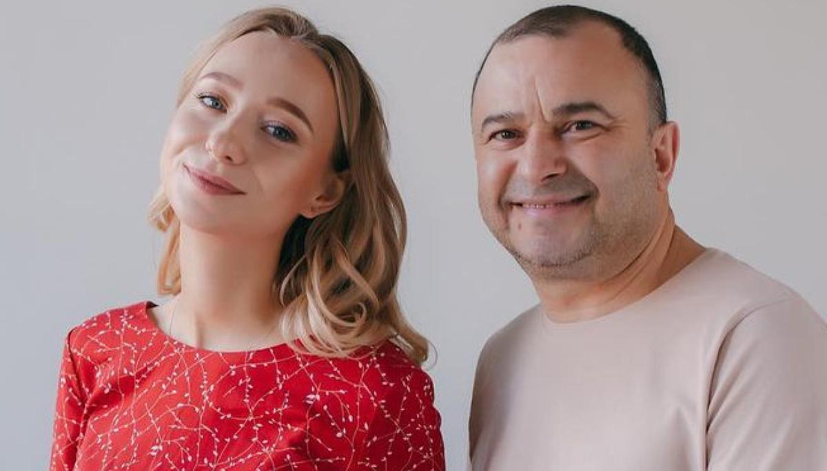 Катя і Віктор Павліки