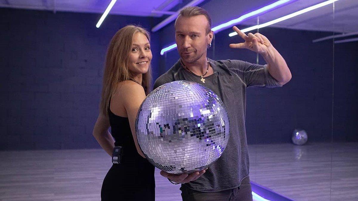 Олена Шоптенко і Олег Винник