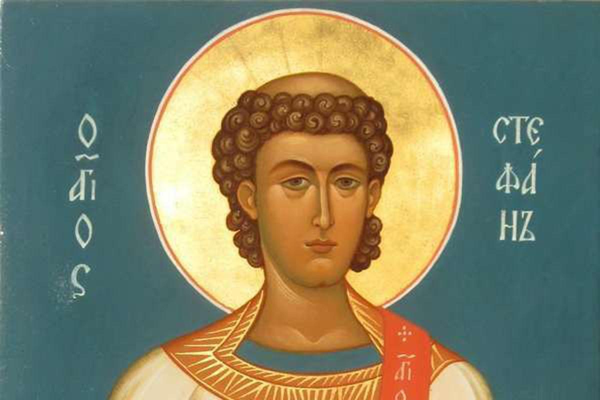 Святий Стефан (Степан) Первомученик