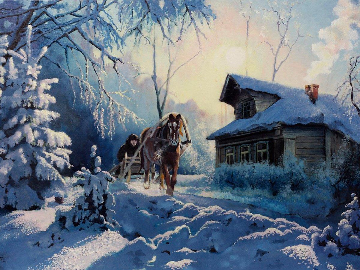 Прикмети на Різдвяний день