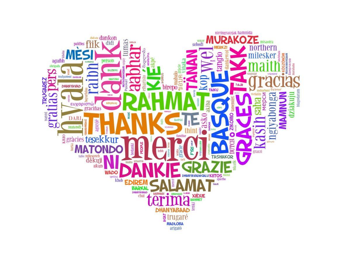 Міжнародний день Дякую