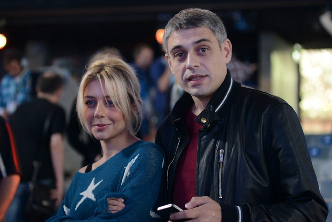 Тіна Кароль разом з покійним чоловіком
