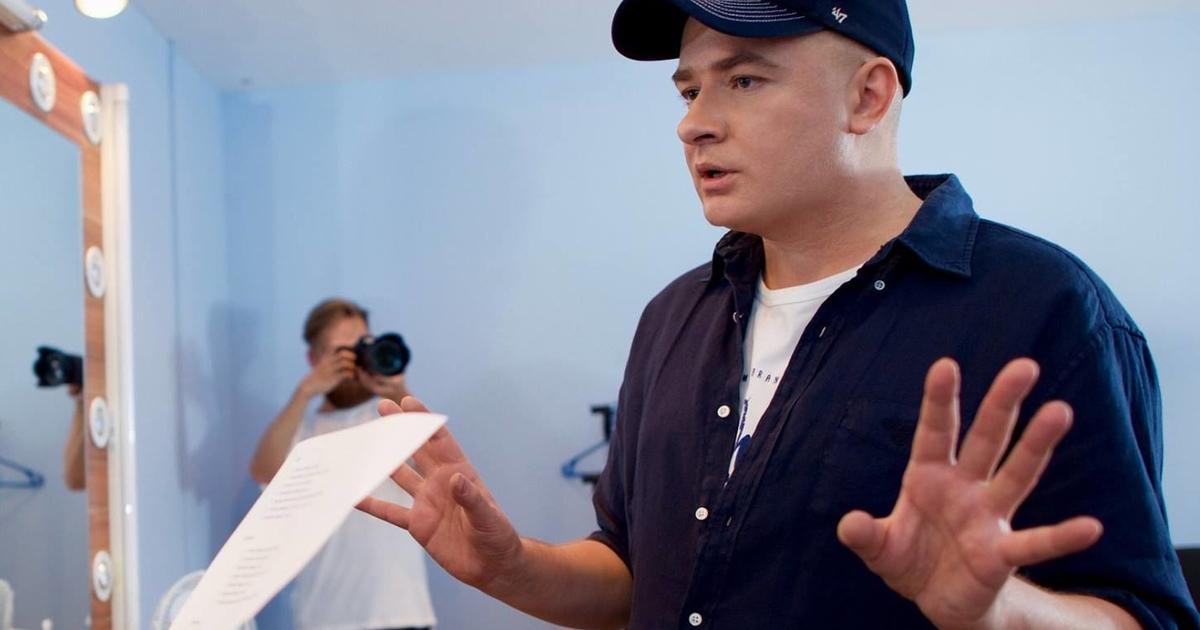 Андрій Данилко поскаржився на Олю Полякову та учасника шоу