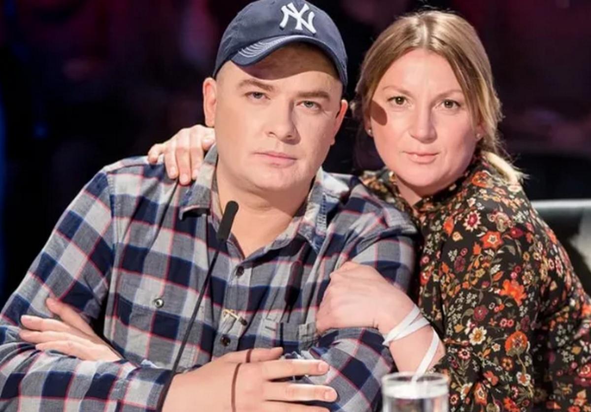 Андрій Данилко та Інна Білоконь