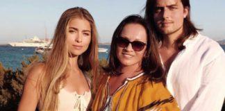 Софія Ротару та її онуки