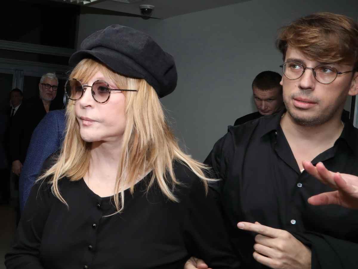 Чому Алла Пугачова та Максим Галкін назвали свого сина Гаррі.
