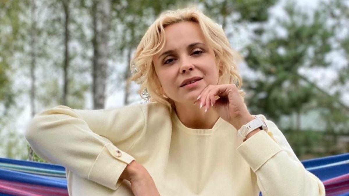 Акторка та телеведуча Лілія Ребрик потрапила у
