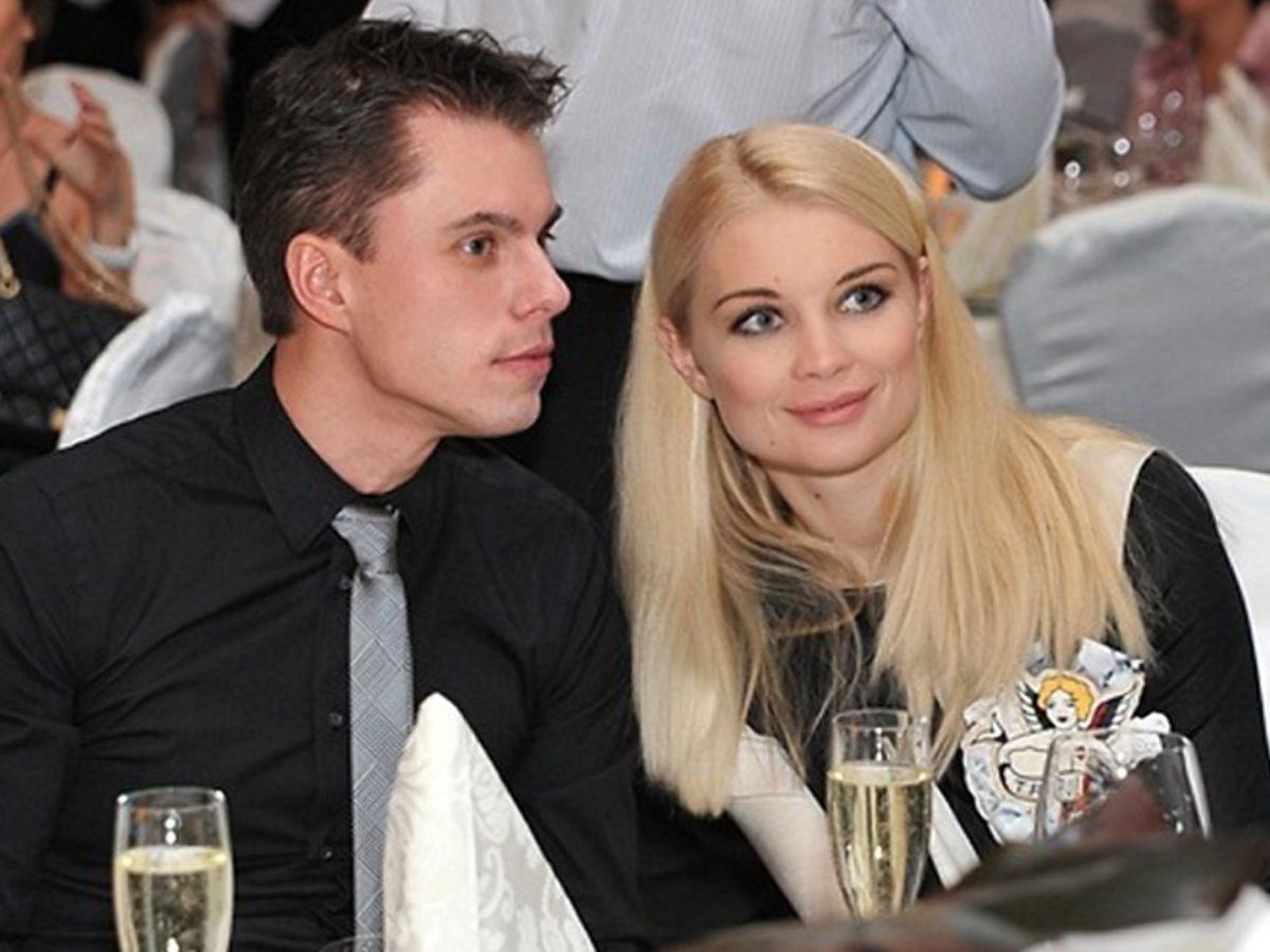Лідія Таран і Андрій Доманський