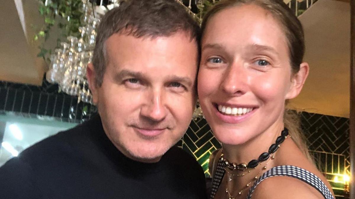 Катя Осадча та Юрій Горбунов відсвяткували день народження сина.