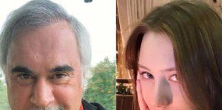 Валерій Меладзе та донька Аріна