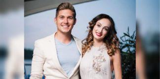 Володимир Остапчук та Олена Войченко
