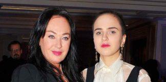 Лариса Гузеєва з донькою