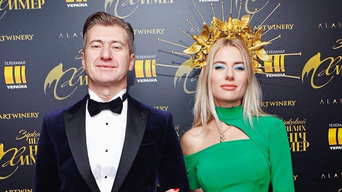 Юрій Нікітін та Ольга Горбачова