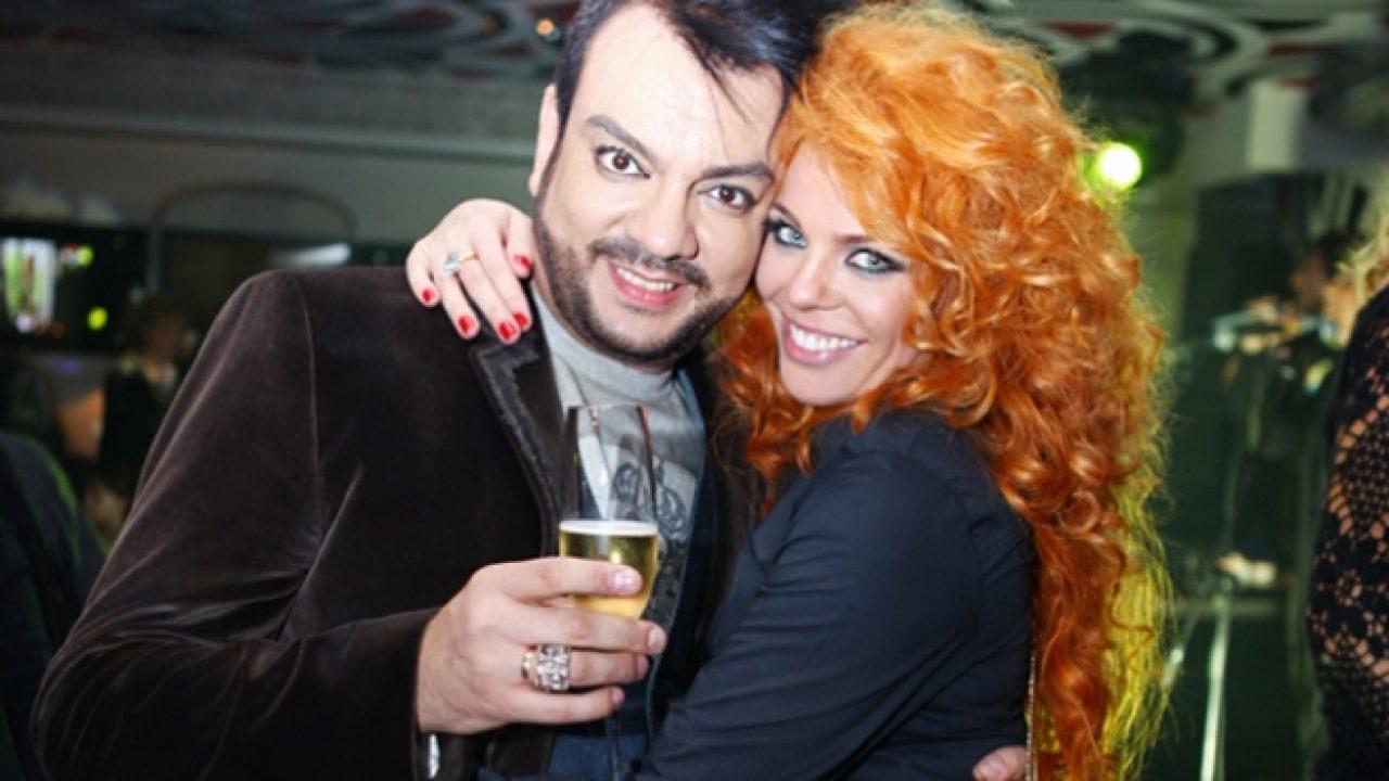 Філіп Кіркоров і Анастасія Стоцька