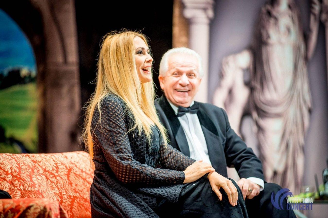 Ольга Сумська з екс-чоловіком