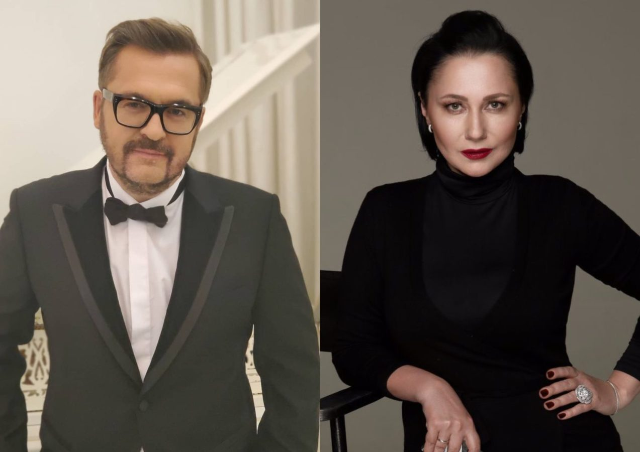 Олександр Пономарьов та Олена Мозгова