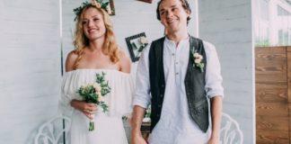 Костя Войтенко та його дружина