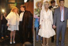 Невдалі весільні образи красунь українського та російського шоу-бізнесу