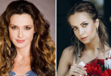 Оксана Марченко та невістка Катерина