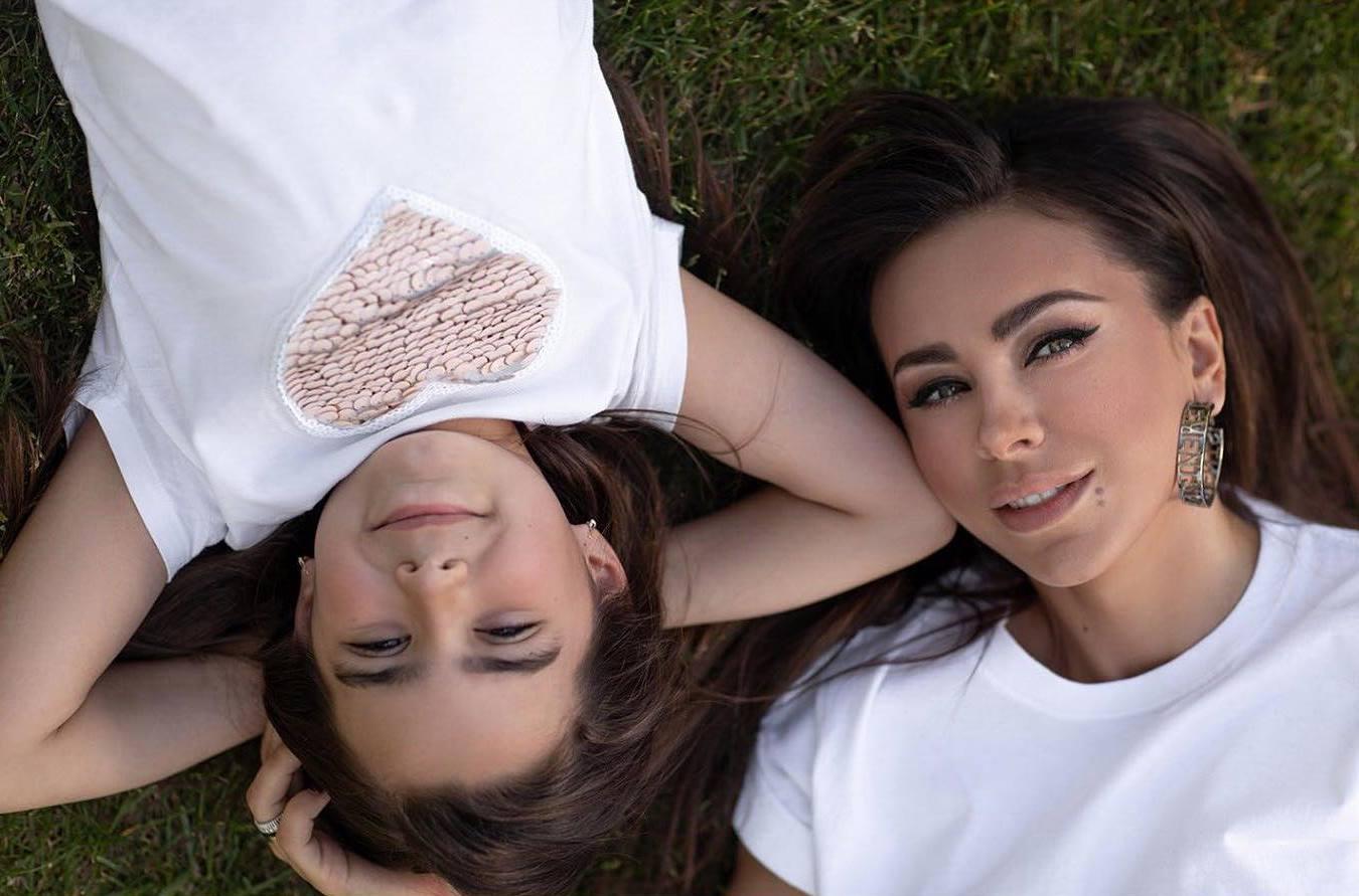 Ані Лорак з донькою